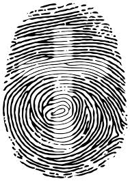 The Law is written on our hearts, and fingerprints!